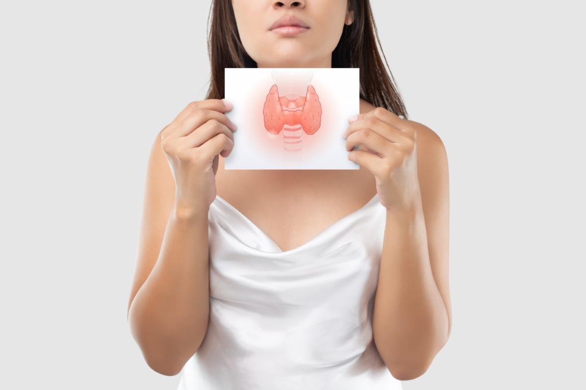 tiroidita Hashimoto si sarcina probleme