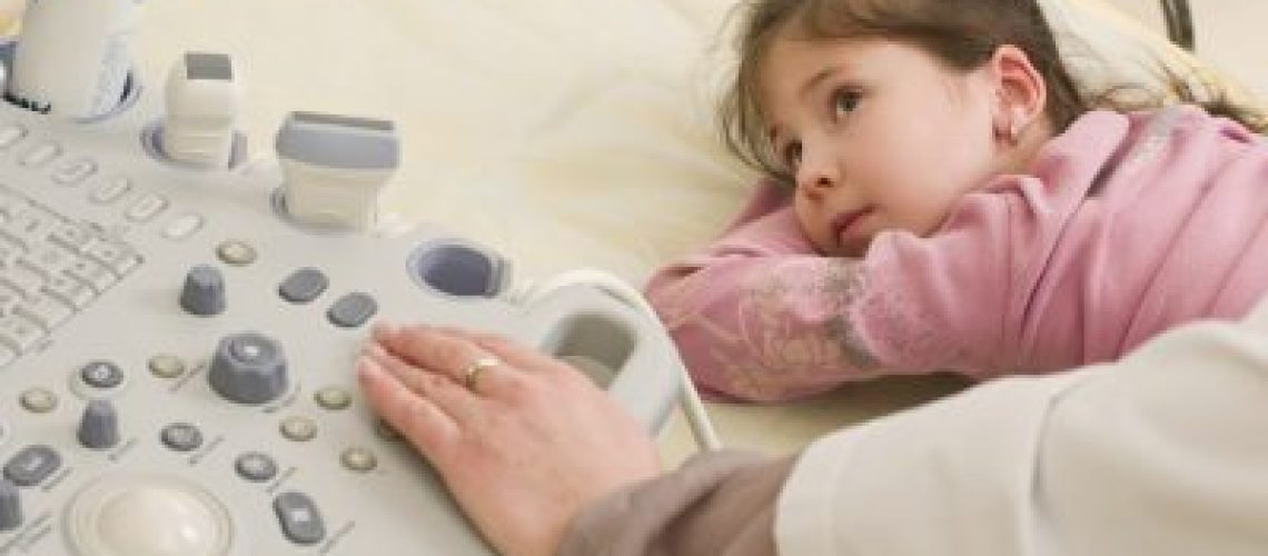 ecografie abdominala copii